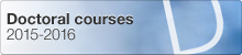 School of doctorate, (open link in a new window)